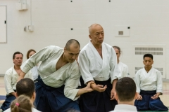 Sensei with Wil Wong