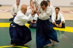 Sensei with Robert Fudge